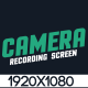 Camera Recording Screen