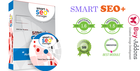 CodeCanyon BASEO Prestashop Smart Seo Plus 10271761