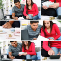 Couple paying bill - PhotoDune Item for Sale