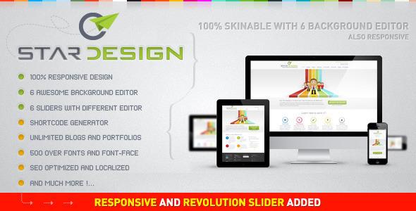 CStar Design WordPress Theme - CStar Design WordPress Theme