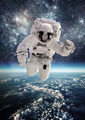 Astronaut in outer space - PhotoDune Item for Sale