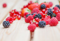 Variety of different berries - PhotoDune Item for Sale