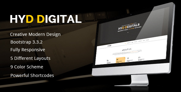 Hyd - Muse Template - 3