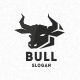 Bull Logo - GraphicRiver Item for Sale