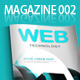 Magazine 002 - GraphicRiver Item for Sale
