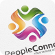 People Connect - Logo Template - GraphicRiver Item for Sale