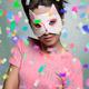 carnival portrait of pretty girl - PhotoDune Item for Sale