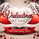 Valentine Day  Flyer V15 - GraphicRiver Item for Sale