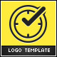 Time Check Logo Template - GraphicRiver Item for Sale