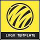 Globe Stroke Logo Template - GraphicRiver Item for Sale