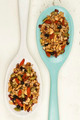 Homemade granola in spoons - PhotoDune Item for Sale