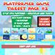 Platformer Game Tileset Pack #2