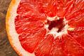 Healthy Organic Red Ruby Grapefruit - PhotoDune Item for Sale