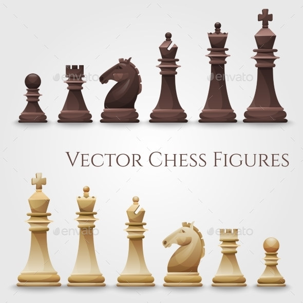 GraphicRiver Vector Chess Figures 10278782