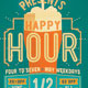Happy Hour Vol. 3 - GraphicRiver Item for Sale