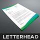 Multipurpose Letterhead Template 01 - GraphicRiver Item for Sale