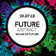 Future Abstract Flyer - GraphicRiver Item for Sale