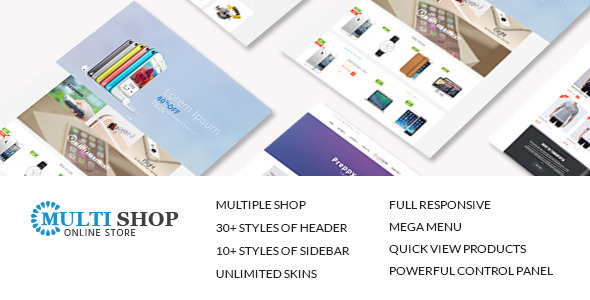 ThemeForest Leo Mobile Shop 10280377