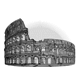 Engraving Coliseum - GraphicRiver Item for Sale