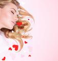 Romantic dreaming girl - PhotoDune Item for Sale