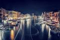 Venice city at night - PhotoDune Item for Sale