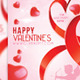 Happy Valentines Day Party Flyer Template - GraphicRiver Item for Sale