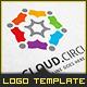 Circle Cloud - Logo Template