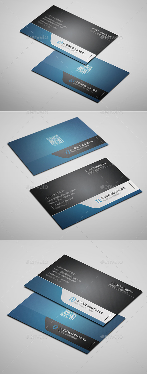 Corporate Business Card 6