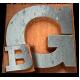 Wood Letterpress Text Kit - GraphicRiver Item for Sale