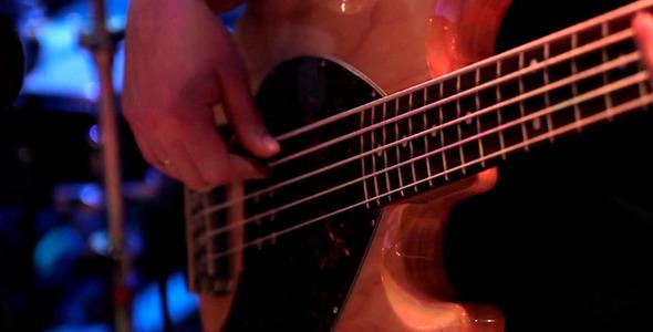 VideoHive Bass Guitarist 1 10282729