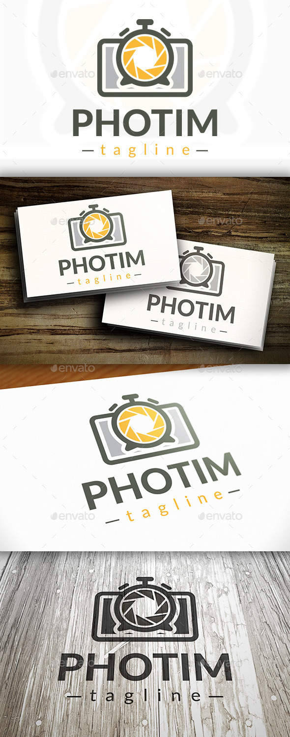 GraphicRiver Time Lapse Logo 10282738