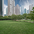 lawn and city - PhotoDune Item for Sale