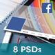 Facebook Timeline Cover Real-Life Mockups - GraphicRiver Item for Sale