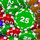 Casino Chips Transition - VideoHive Item for Sale