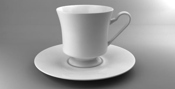 3DOcean Coffee Tea Cup 001 10284721