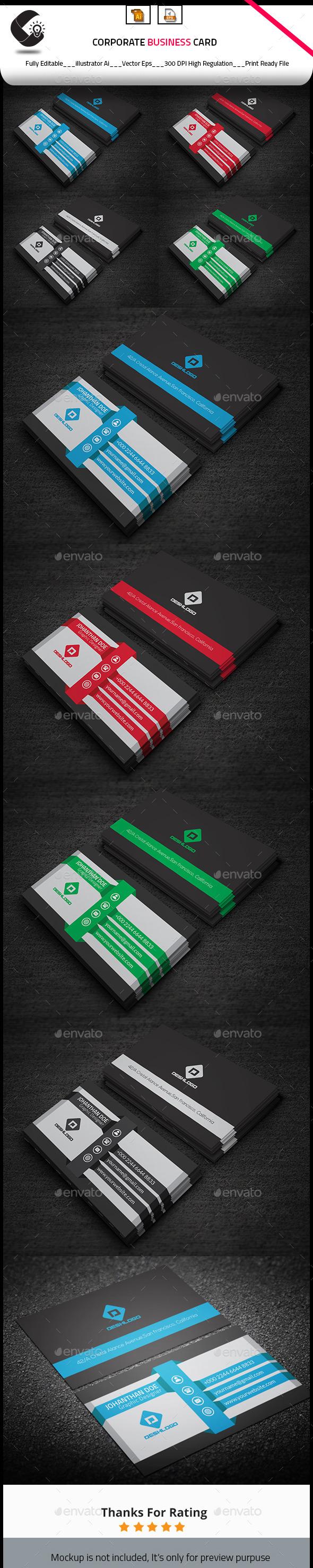 RENDO & Creative Business Card