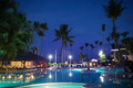 View of summer tropical resort at night - PhotoDune Item for Sale