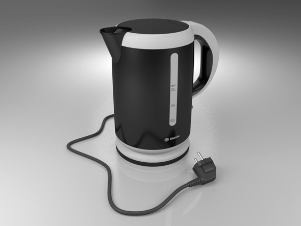 3DOcean Water Boiler 10285480