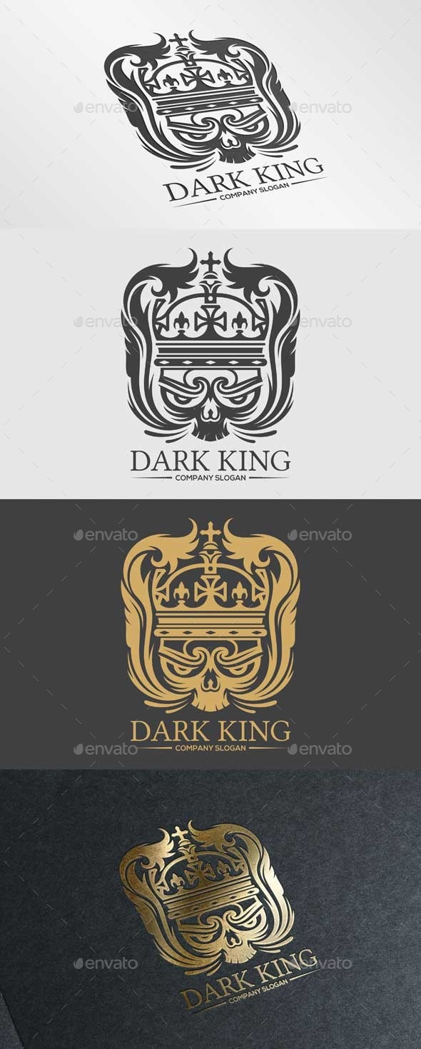 GraphicRiver Dark King 10285547