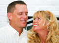 Beautiful Couple Laughing Together - PhotoDune Item for Sale
