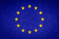 EU flag on paper background - PhotoDune Item for Sale