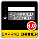 EXPAND BANNER Advanced - Vertical Slide - Any Size - ActiveDen Item for Sale