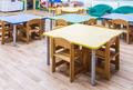 children's furniture and toys in kindergarten - PhotoDune Item for Sale