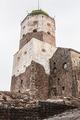 Vyborg Castle on a winter - PhotoDune Item for Sale