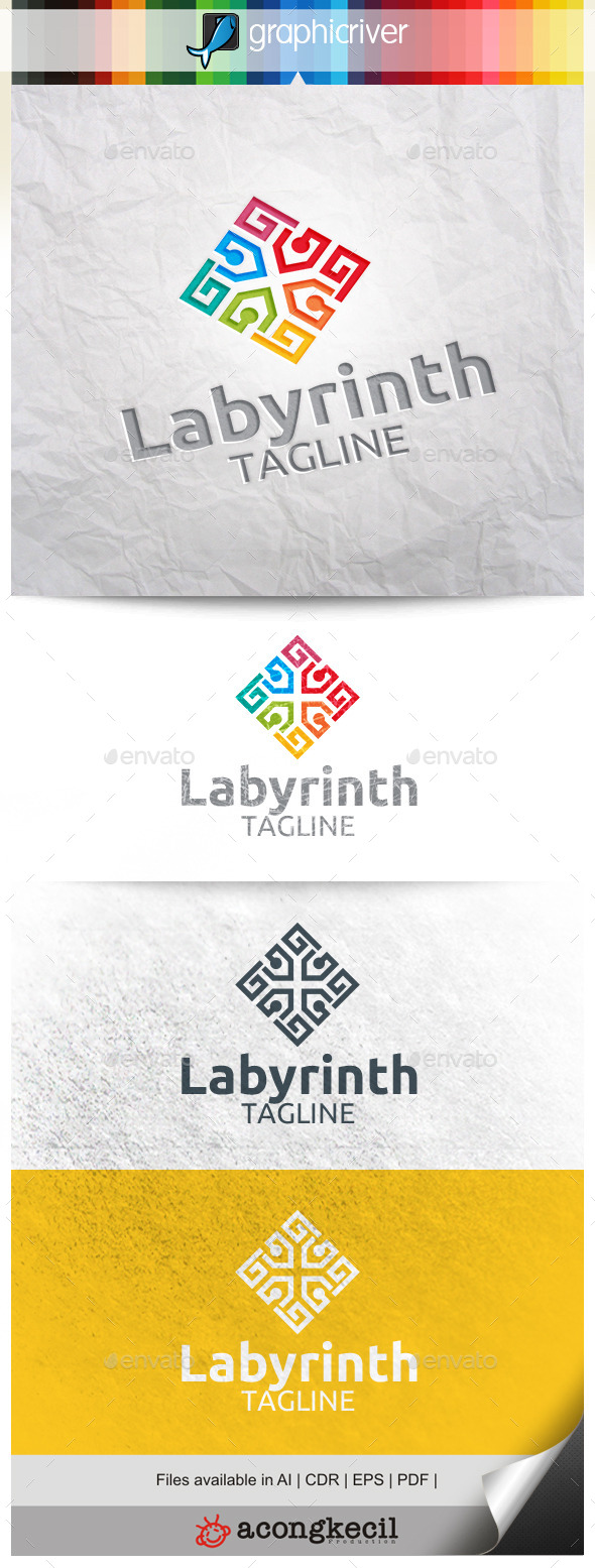 GraphicRiver Labyrinth 10288026