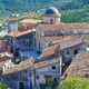 Panoramic view of Morano Calabro. Calabria. Italy. - PhotoDune Item for Sale