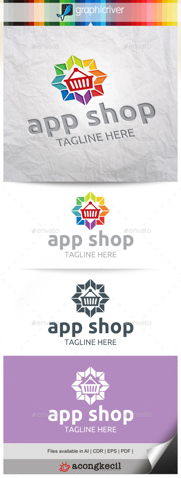 GraphicRiver App Shop V.3 10288098