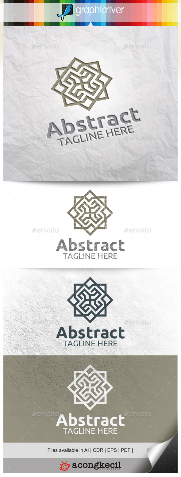 GraphicRiver Abstract Symbol V.10 10289182