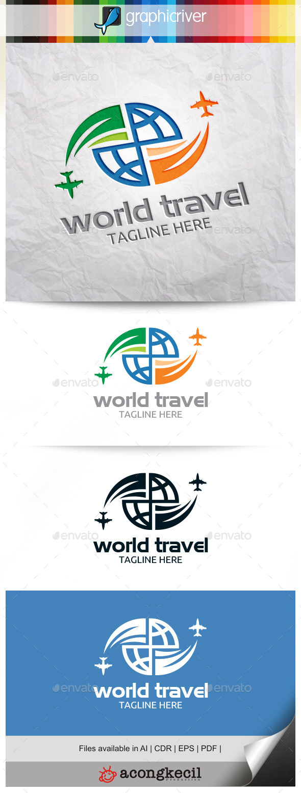 GraphicRiver World Travel 10289262
