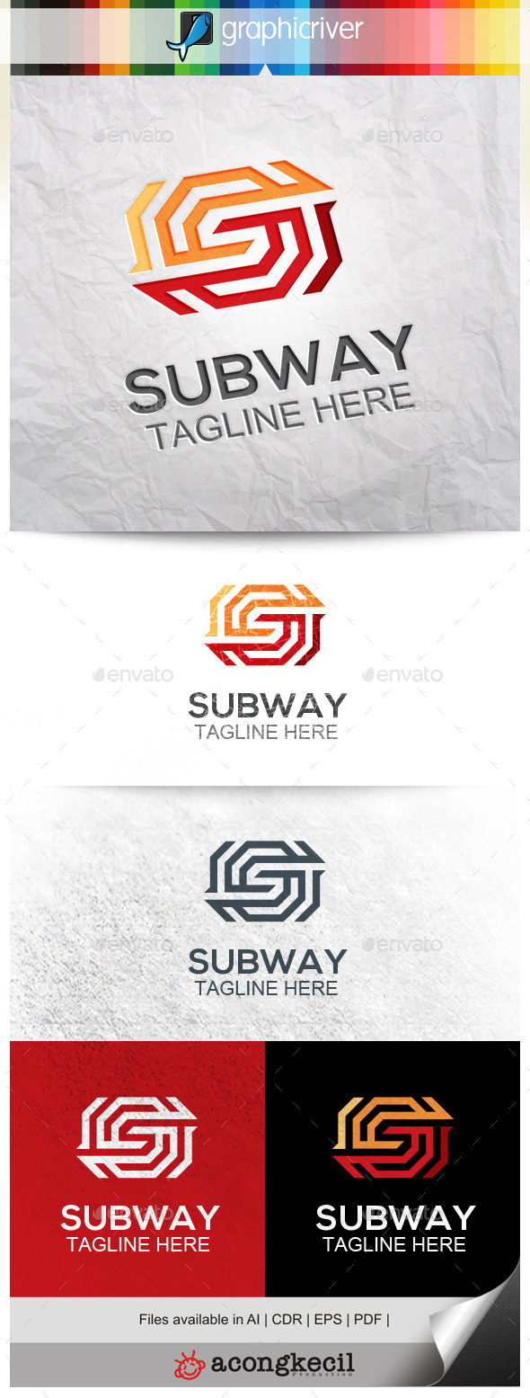 GraphicRiver Subway V.2 10289435